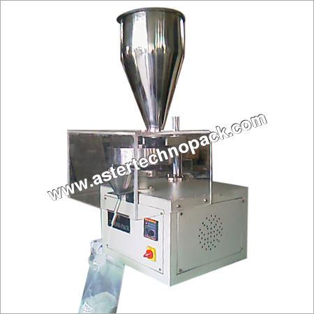 Granules Filling Machine