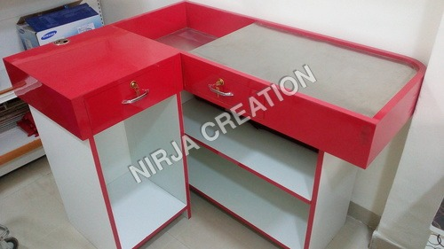Customized Cash Counter