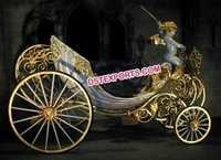 Wedding Bridal Hand Driver Carriage