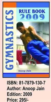 Books on  Gymnastics