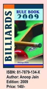 Billiards Book