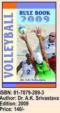 Volleyball Rule Book