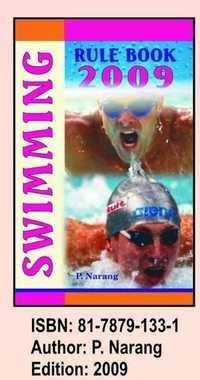 Swimming Rule Books