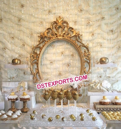 Indian Wedding Backdrop Frame Panel