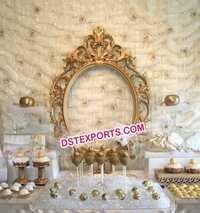 Indian Wedding Backdrop Frame Panel