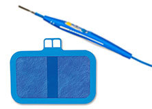 Electrosurgical instruments & accesories