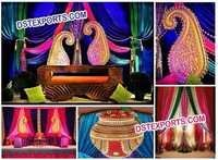 Wedding Stages Mehandi Stages Nikah Wedding Stage
