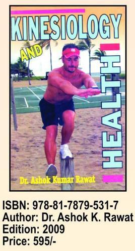 Boo of Kinesiology in Health