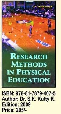 Research Methadology In Physical Educatrion