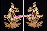 Indain Wedding Hand Embrodried Backdrop Curtains