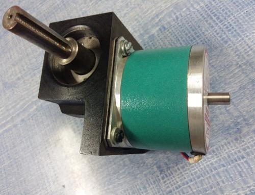Ac SyncH 7 Kg Worm Gear Motor