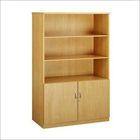 Wooden Book Cabinet