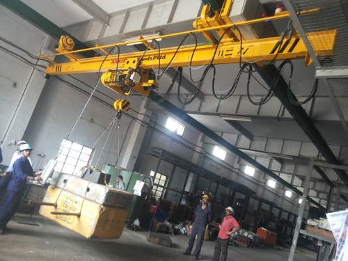 Single Grider under slung crane