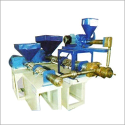 3 Layer LDPE Pipe Machine