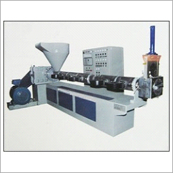 Vented Type Extruder
