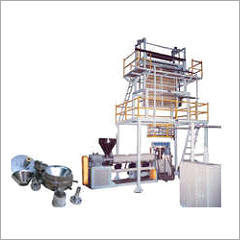 LDPE Film Tarpaulin Machine