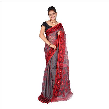 Handloom Net Saree