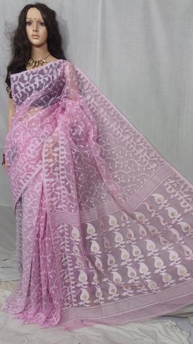 Soft Jamdani Saree