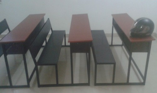 03 Seater Desk Bench