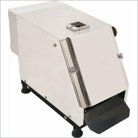 Uncooked Raw Poori - Puri Maker Machine