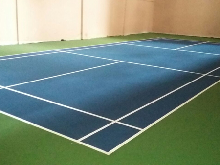 Badminton Court Surface