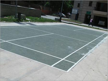 Badminton Vinyl Flooring