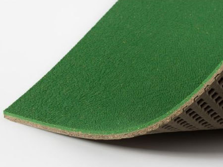 Rubber Badminton Mat