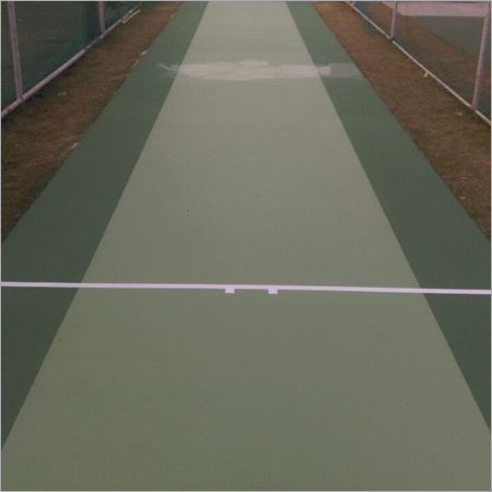 Cricket Pitch Flooring