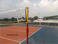Volleyball Surface