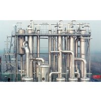 Zero Liquid Discharge Wastewater Treatment Plant