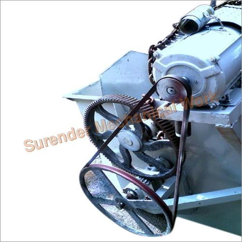 Damru Machine for Plastic Dana