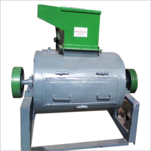 Damru Machine for Plastic Dana