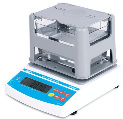 Digital Electronic Densitometer for Solids