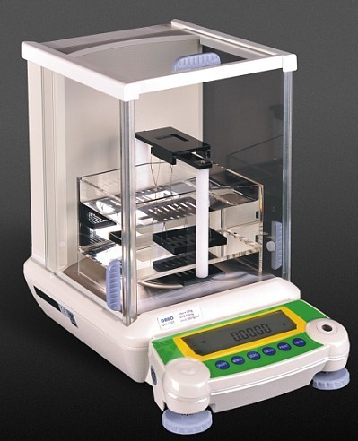 Digital Electronic Gravimeter