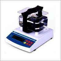 Rubber Density Meter , Plastic Density Tester