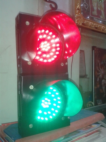 100 mm Traffic Light Metal Housing