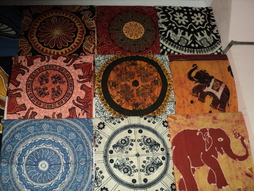 MIX PRINTED INDIAN TAPESTRY WHOLESALE