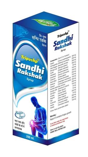 Sandhi Rakshak Syrup (Uric Acid & Pain)