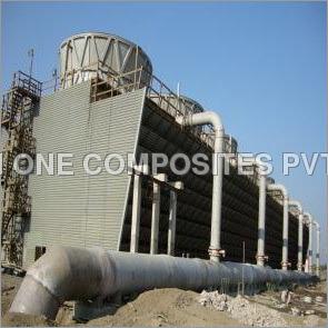 FRP Cooling Structural Designing