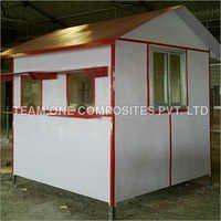 Prefab FRP Shelter