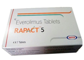 Everolimus Tablets 5 mg
