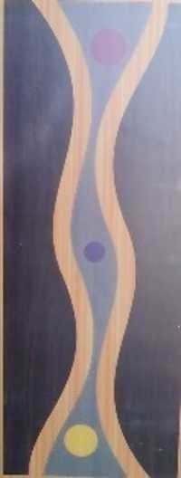Modern Membrane Digital Door
