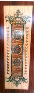 Traditional Membrane Doors