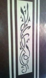 Free Hand Design Laminated Doors