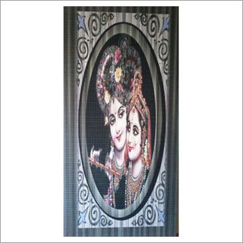 God Theme Laminated Wooden Doors