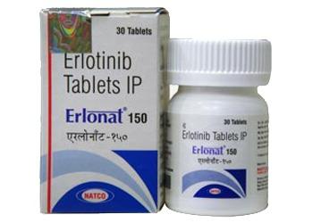 Erlotinib 150 mg Tablets Natco