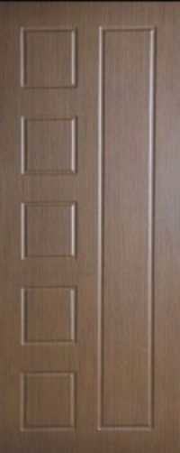 Light Brown Membrane Doors