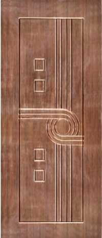Membrane Wood Doors