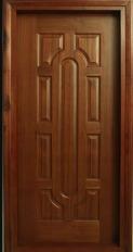 Membrane Flush Door