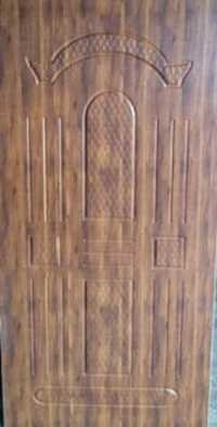 Rajwadi Unique Black Designer Membrane Doors